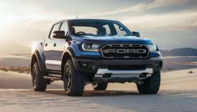 Ford Ranger Raptor 2.0L 4X4 AT 2021
